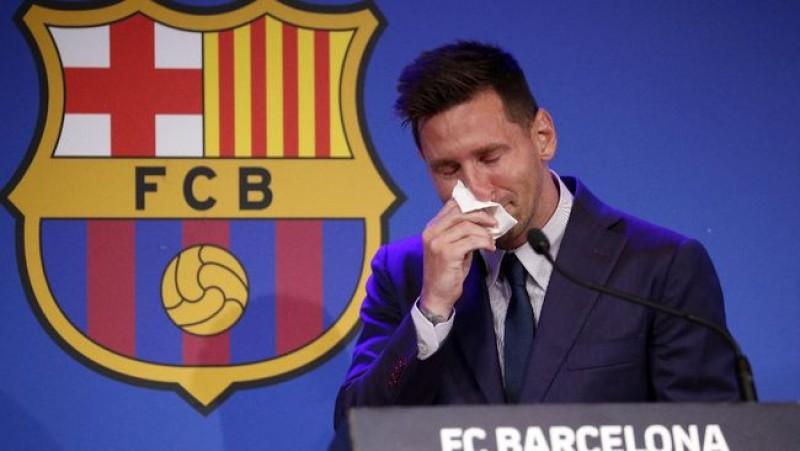 Penjelasan Messi Soal Polemik Gaji di Barcelona