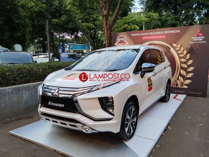 Penjualan Mitsubishi Meningkat di 2018