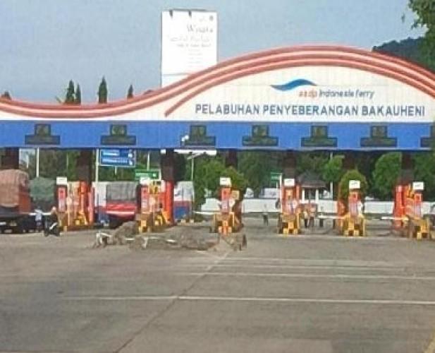 Penumpang Arus Balik di Pelabuhan Bakauheni Turun 97%
