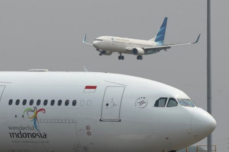 Penumpang Cekcok dengan Awak Kabin di Pesawat Garuda