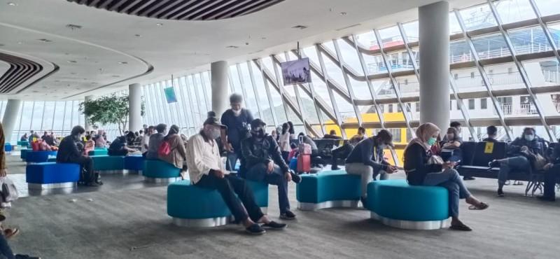 Penumpang Kapal Feri Mengeluhkan Aplikasi Pemesanan Tiket Online