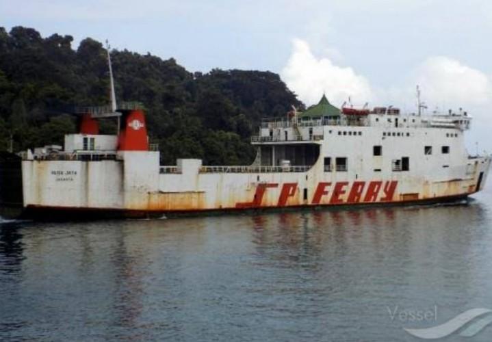 Penumpang KMP Nusa Jaya Jatuh ke Laut Belum Ditemukan