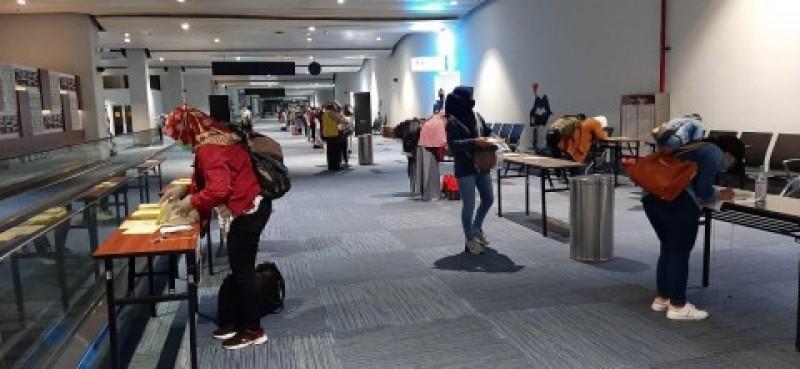 Penumpang Pesawat Wajib Kantongi Surat Bebas Covid-19