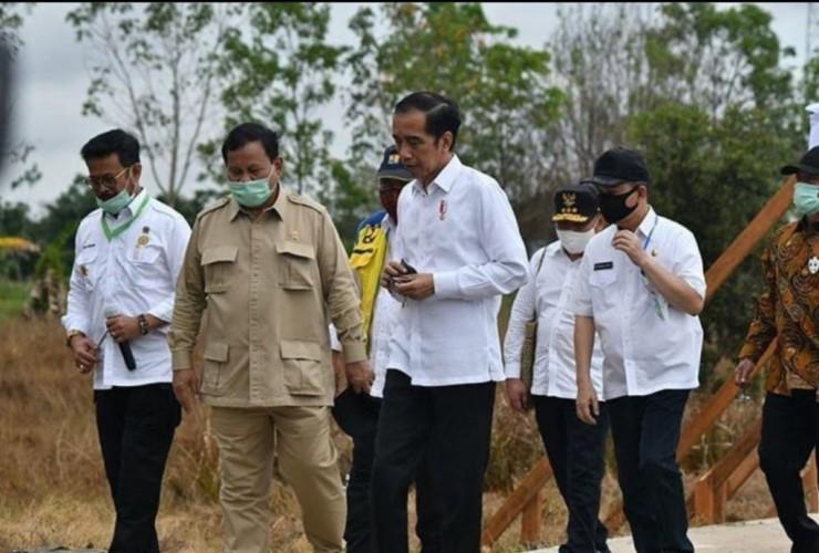 Penunjukan Prabowo pada Program <i>Food Estate</i> Diapresiasi