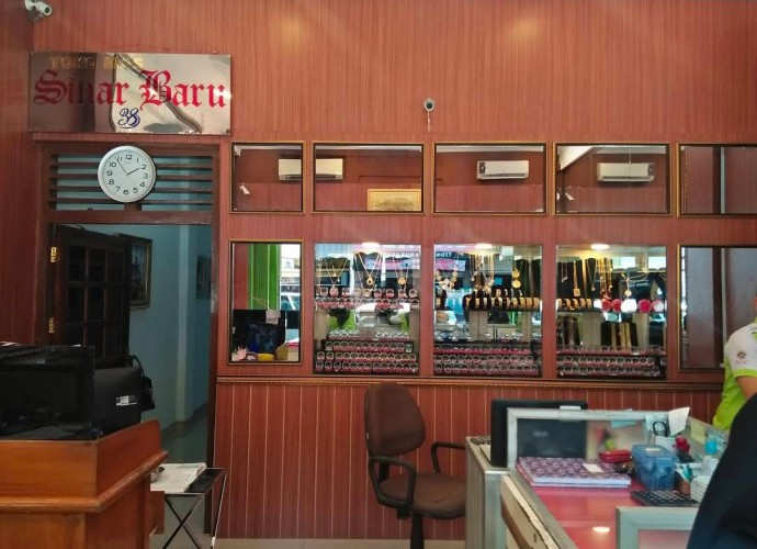 Penurunan Harga Emas Tak Pengaruhi Pergerakan Jual-Beli Emas di Bandar Lampung