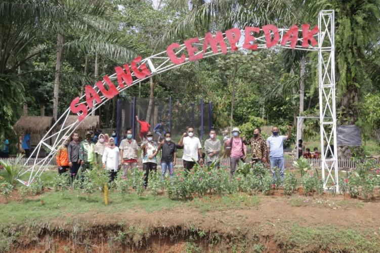 Penutupan Tempat Wisata di Pringsewu Diperpanjang