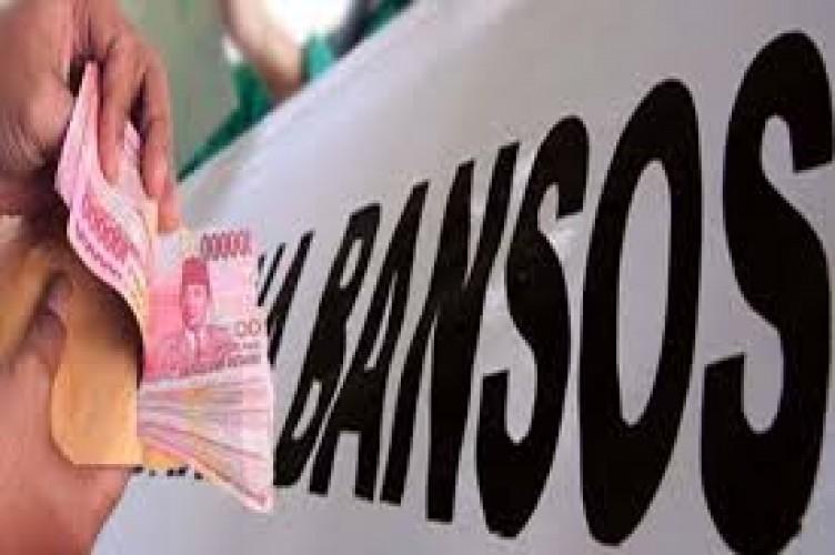 Penyaluran Anggaran Bansos Tahun 2020 Capai Rp5,7 Triliun
