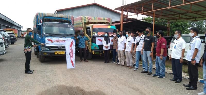 Penyaluran Beras Bansos PKH di Lampura Terealisasi 60,4 Persen