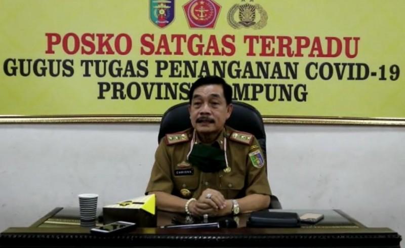 Penyebar Hoaks Imbauan Gubernur Ditangkap di Way Kanan