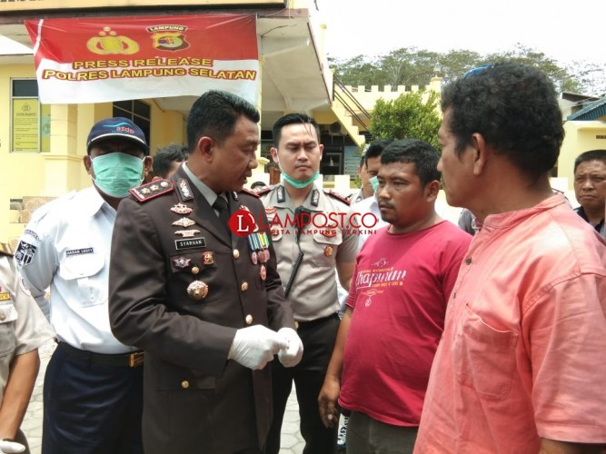 Penyelundupan 1,2 Ton Daging Celeng Digagalkan di Bakauheni