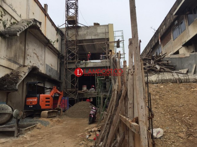 Penyerahan Gedung Pasar SMEP Tunggu Kepastian dari Dinas PU