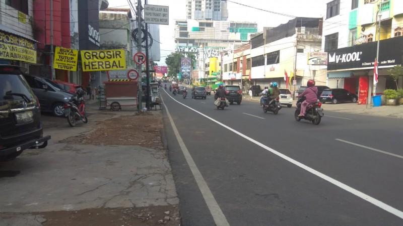 Penyiapan Jalur Khusus Sepeda Dinilai Positif
