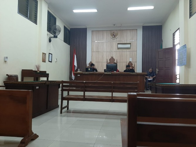 Penyimpan Ganja 2 Kg Divonis 6 Tahun Penjara