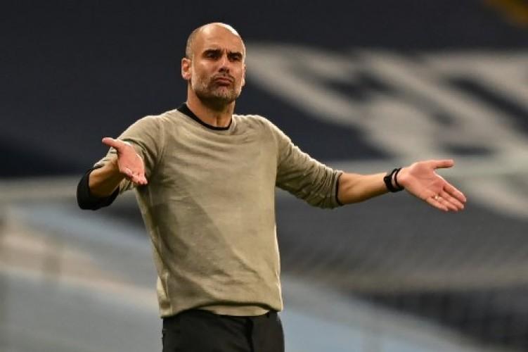 Pep Guardiola Ingin Tambah Derita MU