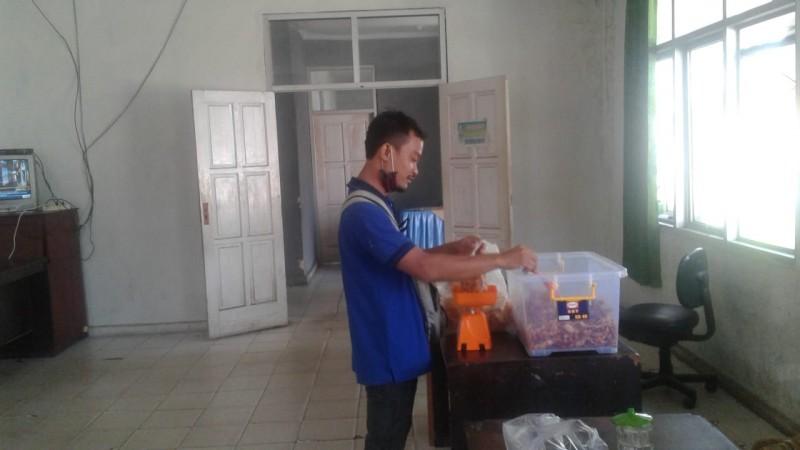 Perajin Keripik Singkong di Lampura Terkendala Bahan Baku