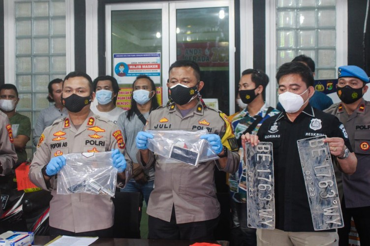 Perampok di Lampung Tengah Tewas Ditembak Polisi