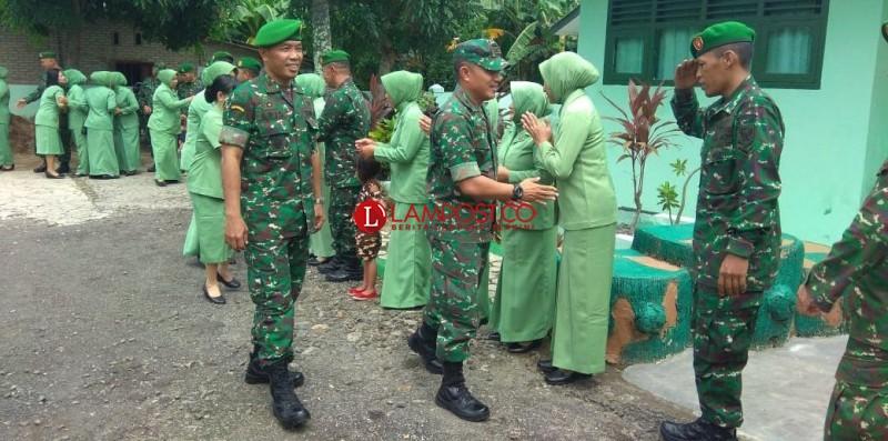 Peran Persit Sangat Penting Mendukung TNI