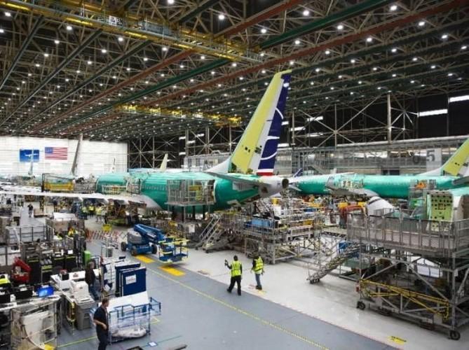 Perangkat Lunak Simulator 737 MAX pada Boeing Diakui Cacat
