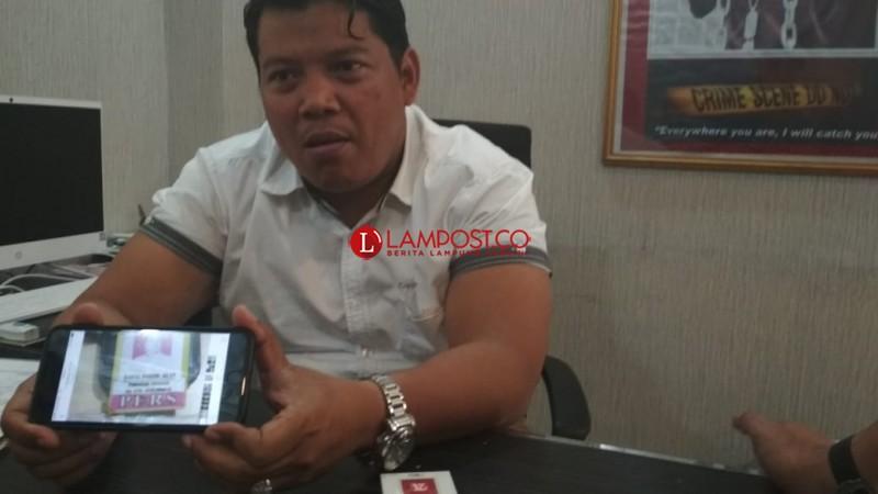 Peras ASN Lamtim Terkait Video Call Asusila, Oknum Wartawan Dibekuk