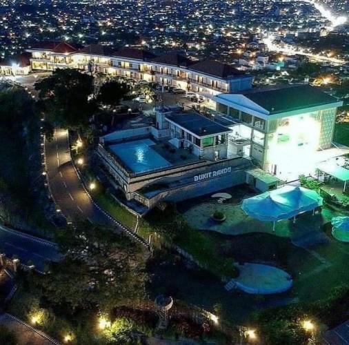 Perayaan Tahun Baru Bukit Randu Usung Marvel Night