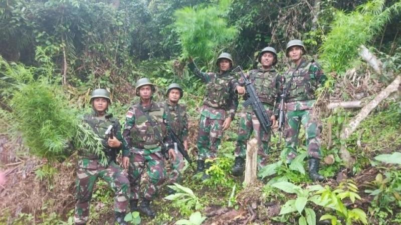 Perbatasan Papua Medan yang Sulit Dijaga