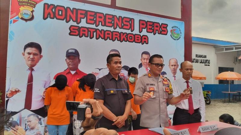 Perdagangan Manusia Terungkap di Makassar