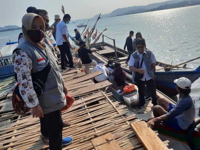 Perekrutan Pengawas TPS di Pulau Rimaubalak Terkendala SDM