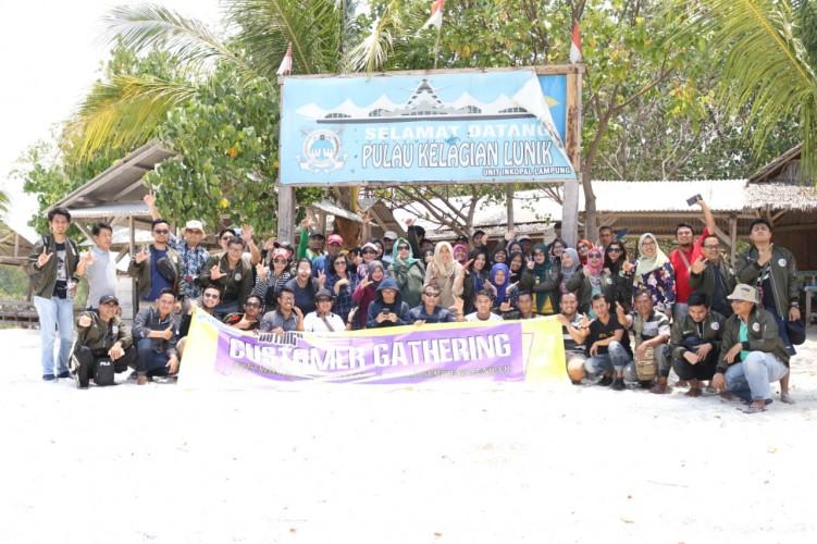 Pererat Silaturahmi, BPJamsostek Lamteng Adakan Customer Gathering