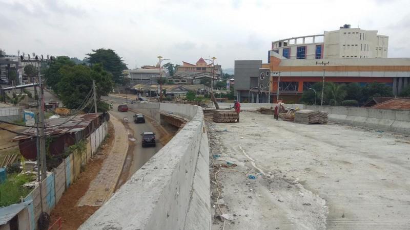 Pergantian Wali Kota Tak Pengaruhi Penyelesaian Pembangunan Fly Over