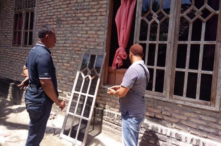 Pergoki Aksi Pencurian, Warga Bumirestu Ditembak Pencuri