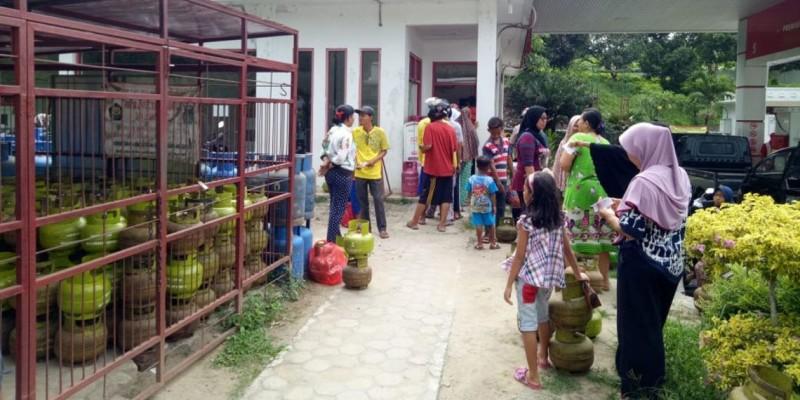 Pergub Gas Elpiji Permudah Pendistribusian di Masyarakat