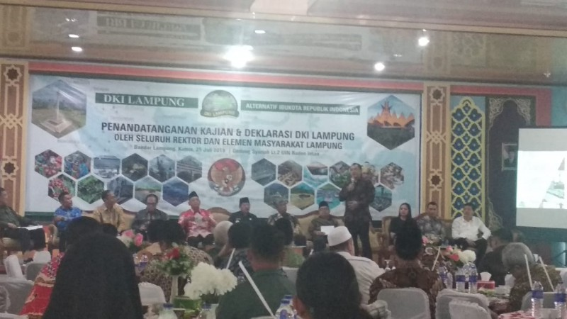 Perguruan Tinggi Unsur Penting Bagi Kemajuan Lampung