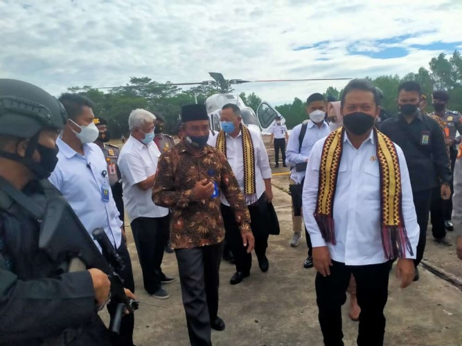 Perhimpunan Petambak Udang Lampung Dapat Angin Segar dari KKP