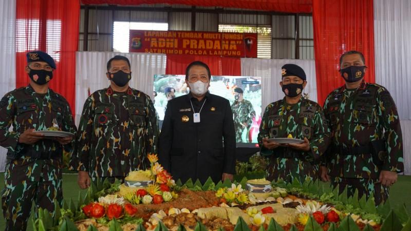 Peringatan HUT Ke-75 Brimob Digelar Secara Virtual