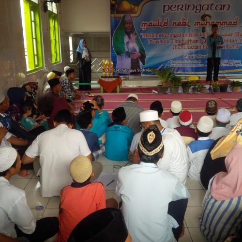Peringatan Maulid Nabi, Kampung Talang Gelar Berbagai Perlombaan