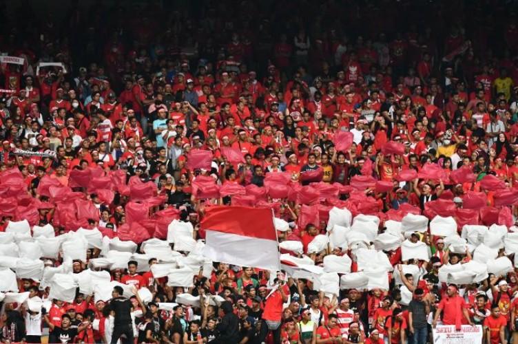 Peringkat Indonesia di FIFA Naik Empat Peringkat
