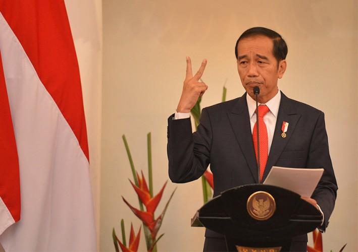 Periode I Jokowi, TPT Turun 0,53%!