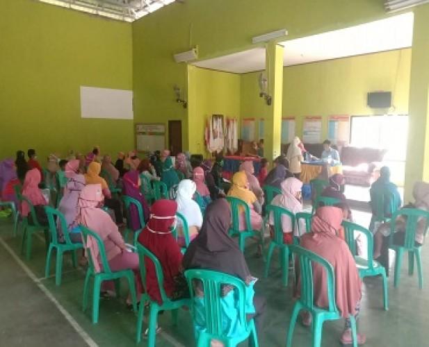 Perluasan BPNT di Bakauheni Baru Dibagikan untuk 314 KPM