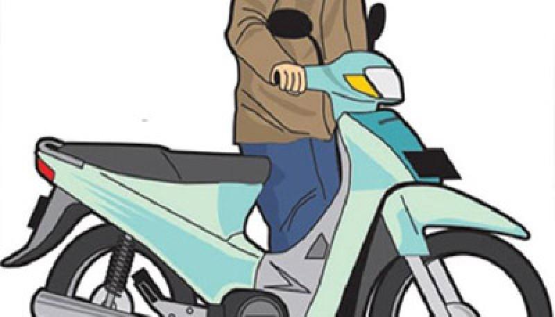 Pernah Tertangkap, Remaja Kembali Curi Motor