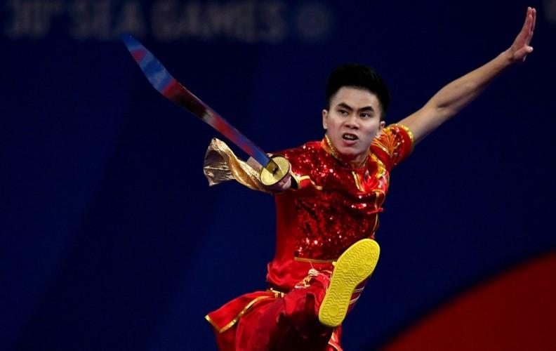 Perolehan Sementara Medali Indonesia di SEA Games 2019