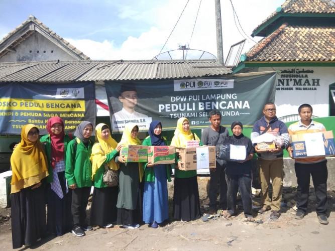 Persatuan Umat Islam Ulurkan Tanggan Tanggap Bencana