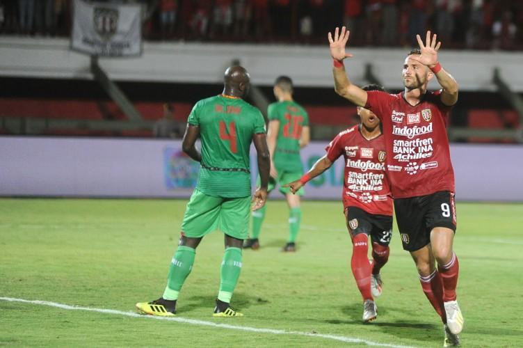 Perseru Badak Lampung Jadi Momentum Kebangkitan Bali United