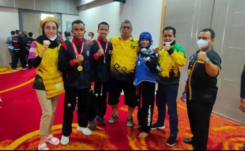 Personel Polda Lampung Sumbang Satu Medali Emas pada PON XX Papua