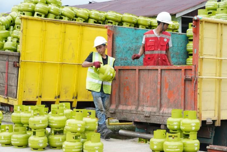 Pertamina Patra Niaga Giatkan Penyaluran Fakultatif Elpiji 3 Kg