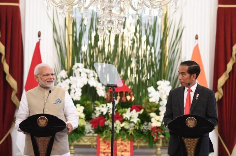 Pertemuan Jokowi dengan PM India Hasilkan 12 MoU