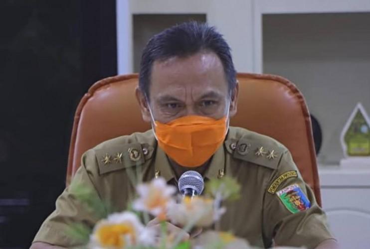 Pertumbuhan Ekonomi Lampung Berkontraksi