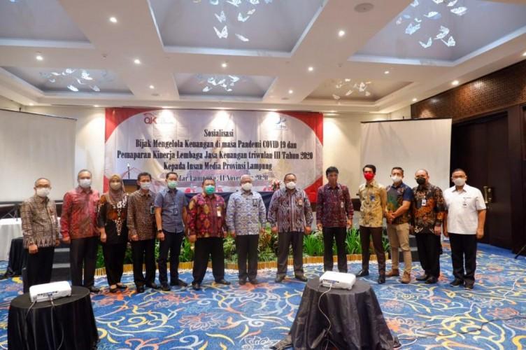 Pertumbuhan Ekonomi Lampung Membaik