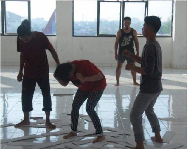 Pertunjukan Talang Tuwo akan Dipersentasikan Teater Potlot di Temu Teater Sumatera