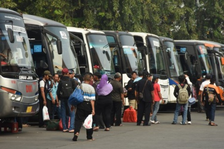 Perusahaan Bus AKAP Ditaksir Rugi Triliunan Rupiah
