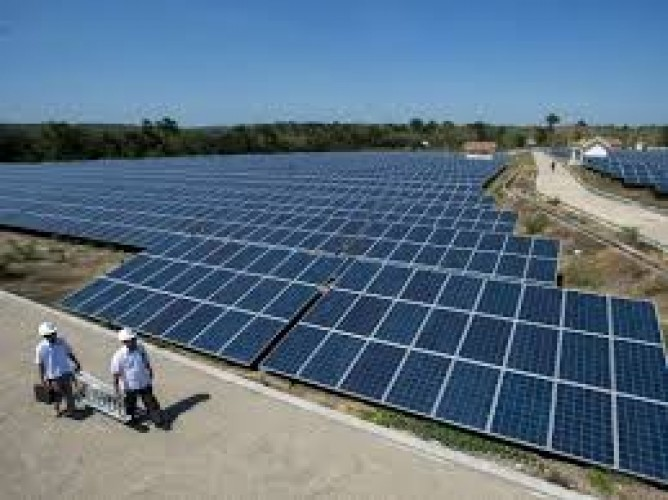 Perusahaan RI Giat Dukung Pengembangan Energi Terbarukan